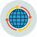 global, global solutions, globe