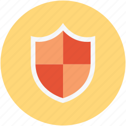 checkered shield, protection, security, shield icon
