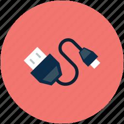 connector, usb connector, usb plug, usb plug connector icon
