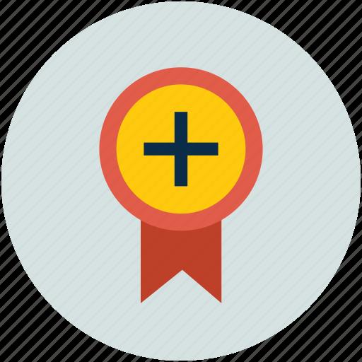 achievement, badge, best, rank badge icon