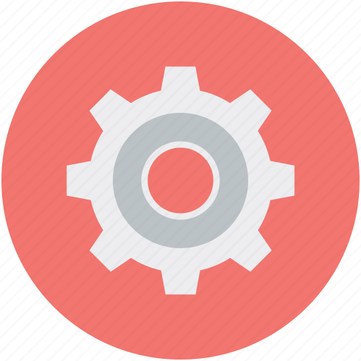 gear, gear wheel, tool icon