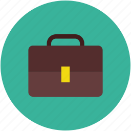 bag, business, portfolio, portfolio bag icon