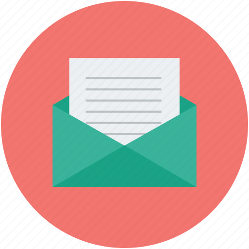 email, email message, letter, mail icon