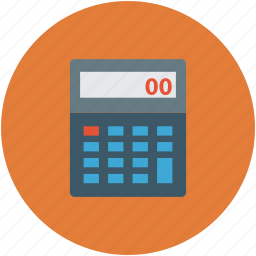 calculate, calculation, calculator, finance icon