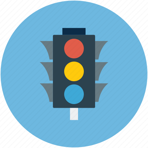 signal, traffic, traffic lights, traffic signal icon