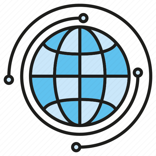 global, globe, network, world, world wide icon