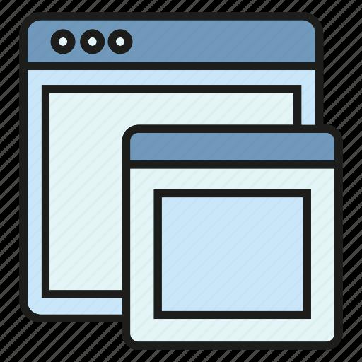 internet, network, web, website icon
