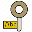 key, keyword, secure, seo icon