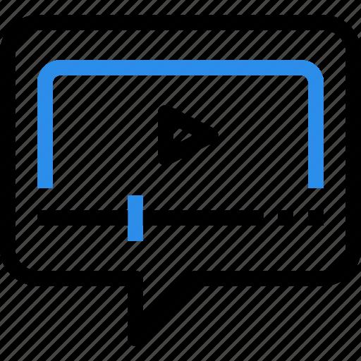 Marketing, media, movie, online, seo, video icon - Download on Iconfinder