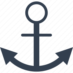 anchor, anchor text, brake, marketing, nautical, optimization, seo, strategy icon