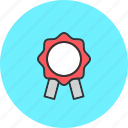 award, badge, honor, quality
