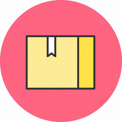 box, delivery, package, product, shipping icon