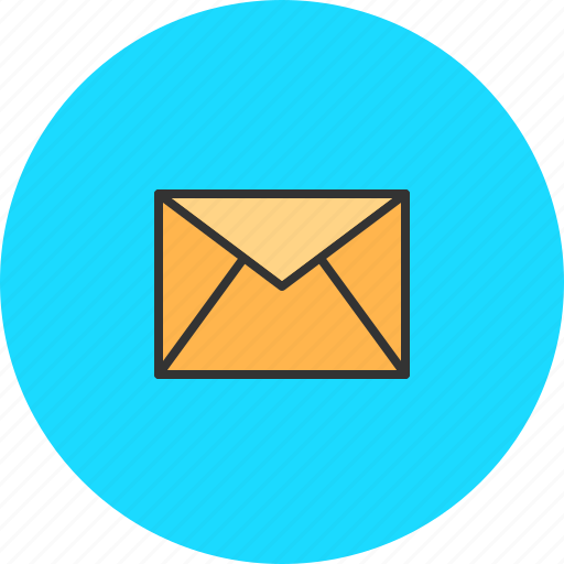 contact, email, envelope, letter icon