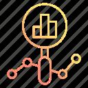 chart, data, search, search engine optimization