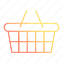basket, cart, ecommerce, shopping