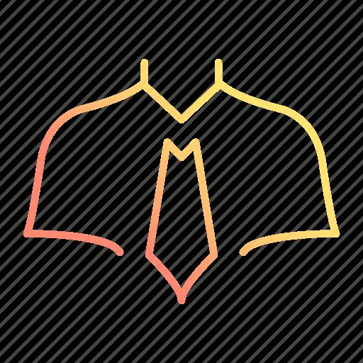 businessman, manager, necktie, tie icon