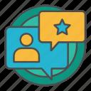 audience, feedback, improvement