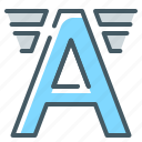 font, letter, logo