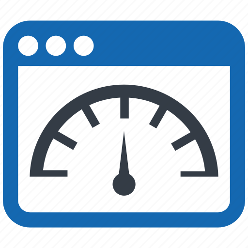 browser, design, internet, page, speed, web, website icon
