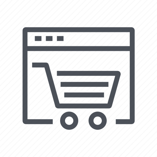 commerce, ecommerce, shop, shopping, solution icon