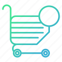 basket, cart, order, shopping icon