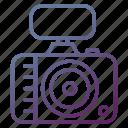 camera, device, photo, presentation icon