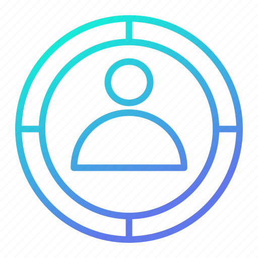 Audience, focus, goal, target icon - Download on Iconfinder
