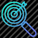 focus, goal, keyword, search, target