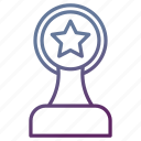 cup, prize, victory, winner icon
