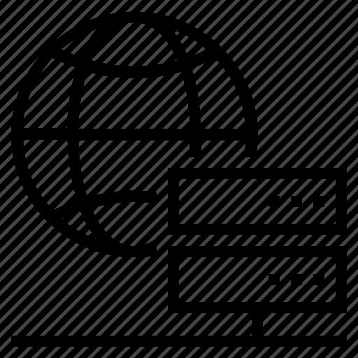 Internet Isp Server Web Server Web Service Icon Download On Iconfinder