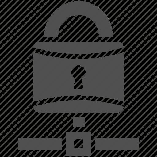 digital lock, lock, padlock, password, security icon