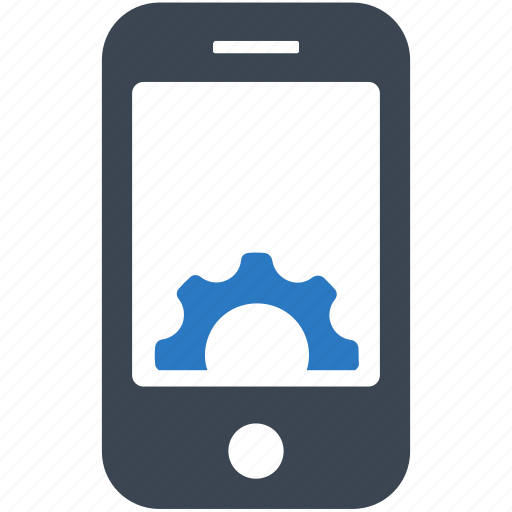 configuration, mobile, preferences, settings icon