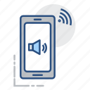 mobile, wireless, connectivity, optimization, audio search, seo, audio icon