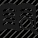 authorship, book, guide, seo, seo guide icon