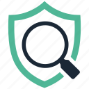 search, security icon