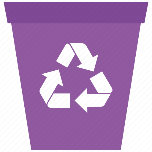 bin, recycle, seo icon