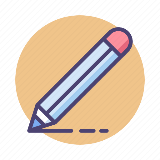 Edit, editing, pencil, write, writing icon - Download on Iconfinder