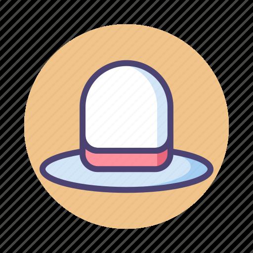 hat, white hat, white hat seo icon