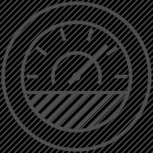 Analytics, growth, speed, speedometer, traffic icon - Download on Iconfinder