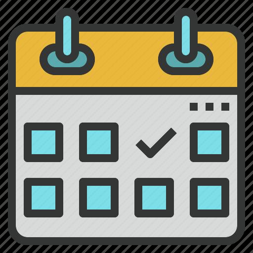 book, calendar, create, date, event, reservation icon