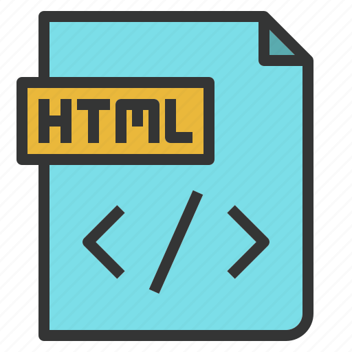 Code, file, html, programming, seo, web icon - Download on Iconfinder