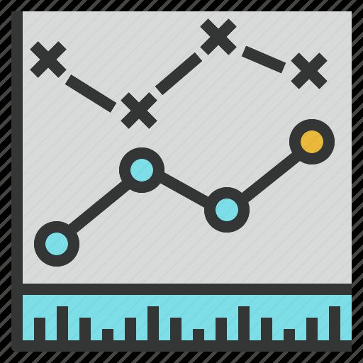 chart, market, monitoring, seo, stat, stock icon