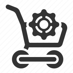 cart, ecommerce, ecommerce solution, online store, shopping bag icon