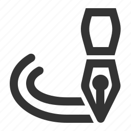 blog, compose, copyrighter, pen icon
