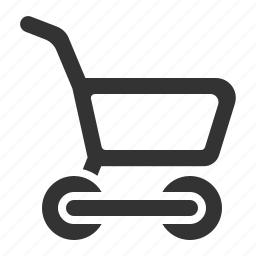 bag, cart, online store, shop, shopping icon