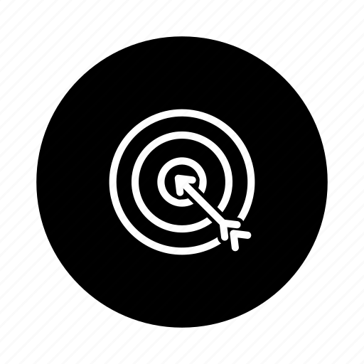 arrows, marketing, optimization, seo, target icon
