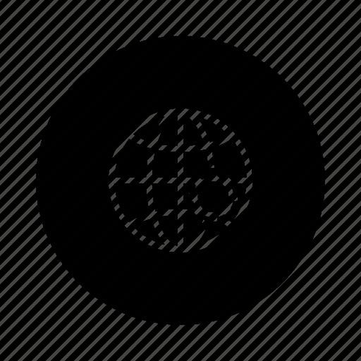 configuration, globe, preferences, setting icon