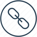 chain, connect, link, seo, url, web