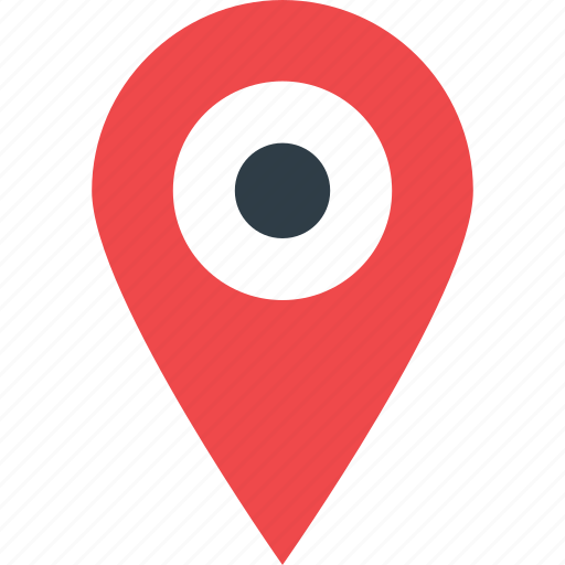 exact location, location, map location, map pin, placeholder icon icon