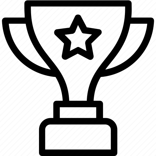 Award, motivation, star, trophy, winning icon icon - Download on Iconfinder